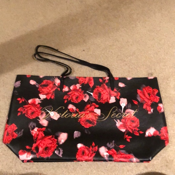 Victoria's Secret Handbags - Victoria's Secret Leather Bag